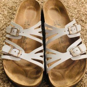 Birkenstock Betula Granada Flat Sandals Clogs 8